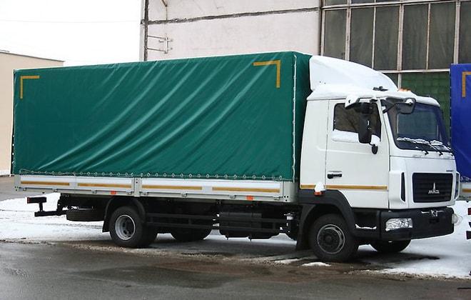 Модификация грузовика