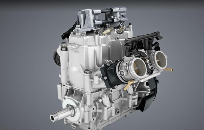 Мотор Rotax H.O E-TEC