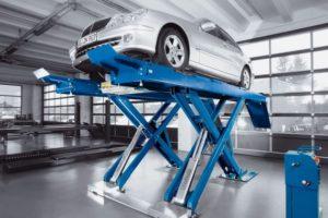 Лучшие гидравлические и пневматические автомобильные подъемники для автосервиса