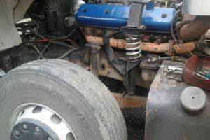 Как сделать плавающую подвеску и другие улучшения кабины грузовиков КамАЗ