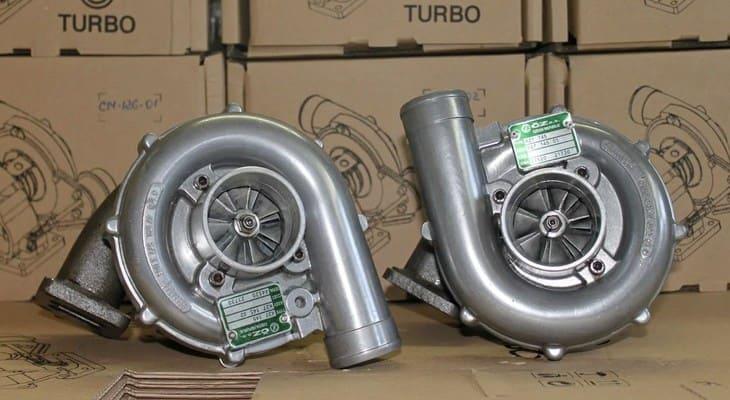Популярные турбины для Камаза