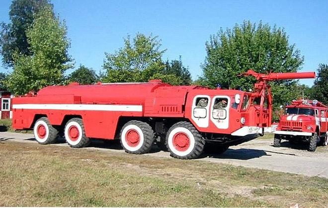 Пожарная модификация