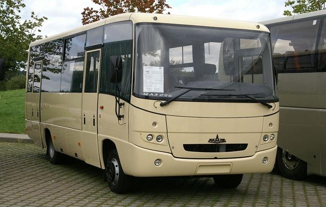 Пригородный автобус