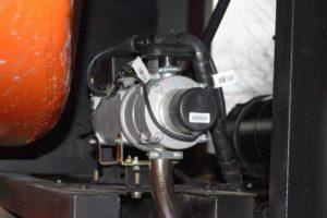 Особенности эксплуатации и ремонта автономки на грузовых автомобилях КамАЗ