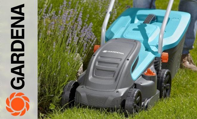 Садовая техника Гардена