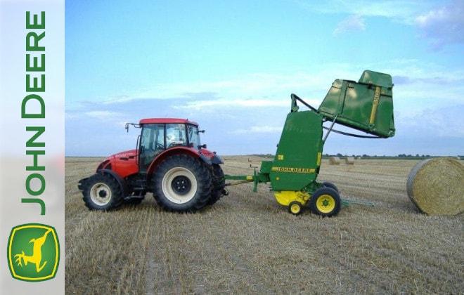 Сельхозтехника John Deere