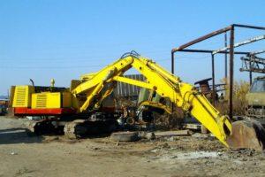 Модификации и технические характеристики экскаватора ЭО-4121