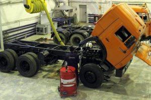 Регулировка сцепления и других рабочих узлов грузового автомобиля КамАЗ-5320