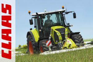 ТОП-5 тяжелых тракторов от немецкого производителя Claas (Клаас)