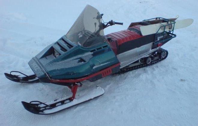 Техника для снега