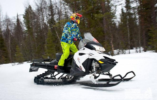 Транспорт для снега