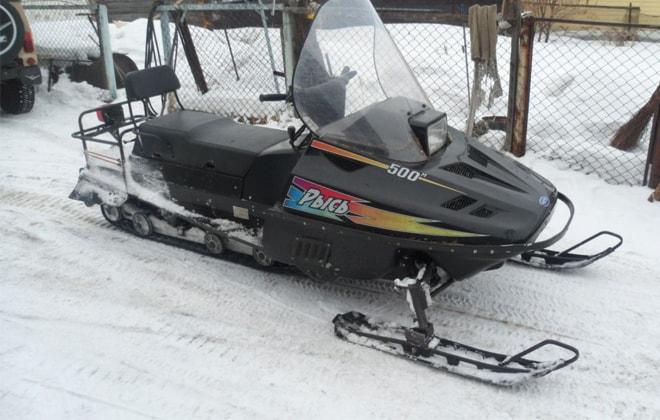Транспорт, используемый во время зимы