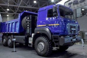 Внешний вид и технические характеристики седельного тягача Урал-6370