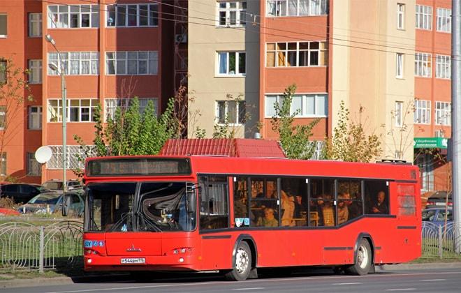 Удобная модель для пассажиров