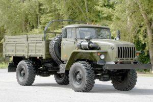 Характеристики универсального грузового автомобиля Урал-43206 и его модификации