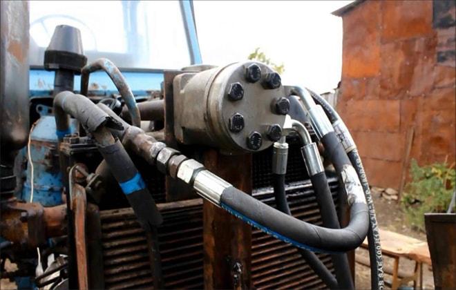 Устройство насоса-дозатора