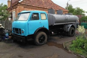 Технические характеристики грузового автомобиля МАЗ-5335 и его модификаций