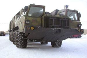 Характеристики боевой машины МАЗ-543 и нескольких популярных модификаций