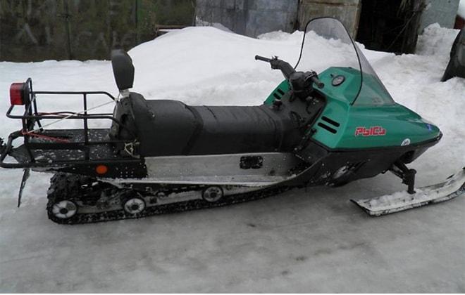 Зимний агрегат