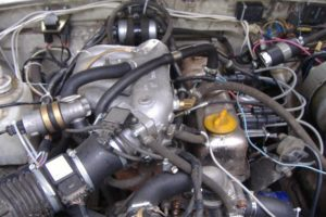 Технические характеристики двигателя 402 автомобилей ГАЗель