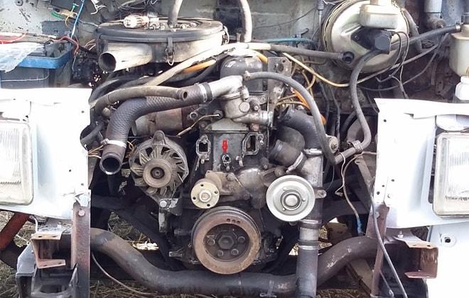 402-й двигатель для Газели