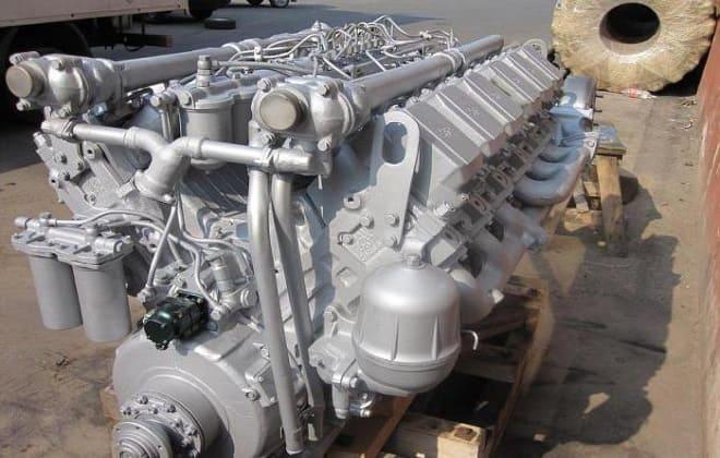6-цилиндровый мотор