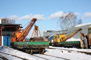 Технические характеристики железнодорожного крана КДЭ-163 и других модификаций