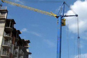 Технические характеристики и руководство по эксплуатации башенного крана КБ-100