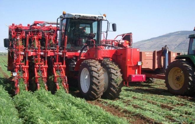 Техника для работы в поле