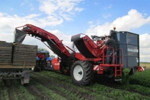 Лучшие морковоуборочные комбайны: технические характеристики, отзывы владельцев