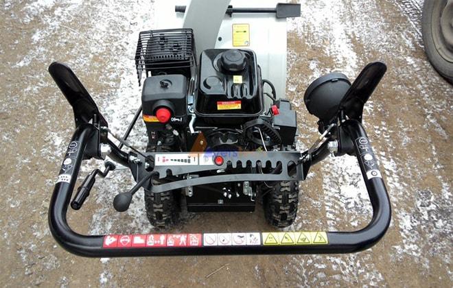 Агрегат для снега