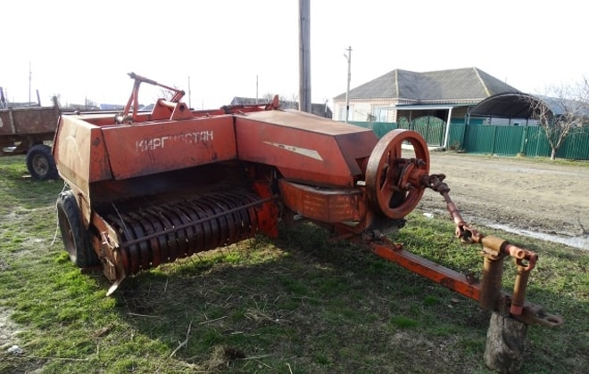 Агрегат для травы