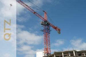 Характеристики башенного крана QTZ-160 и других популярных моделей производителя