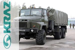 Технические характеристики и инструкция по эксплуатации военного грузового автомобиля КрАЗ-260