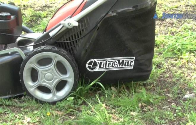 Авто для скоса травы