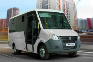Популярные модификации пассажирских автобусов ГАЗель Next (Некст)