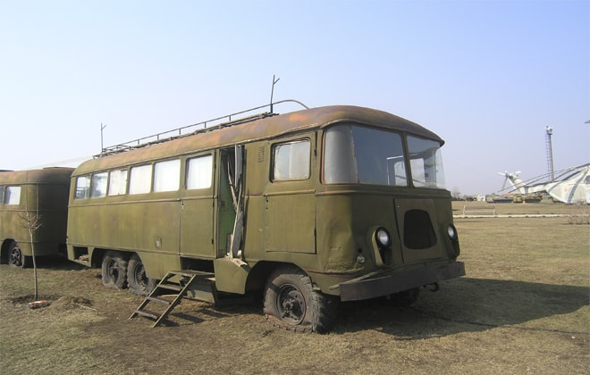 Автобус Зил