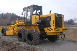 Руководство по эксплуатации и технические характеристики автогрейдера ДЗ-98