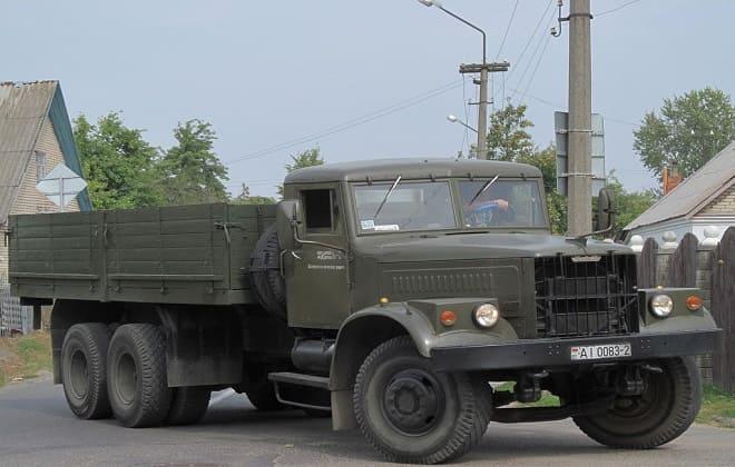Автомобиль грузовик
