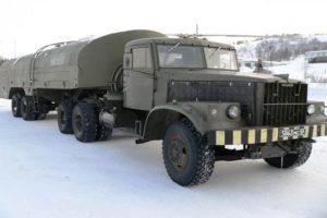 Устройство и технические характеристики грузового автомобиля КрАЗ-258