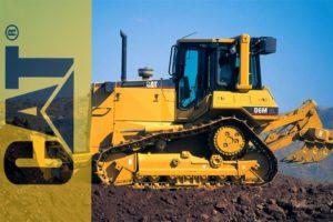ТОП-7 бульдозеров CAT (Caterpillar) по техническим характеристикам