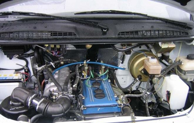 Двигатель газель