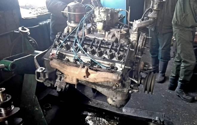 Двигатель ЗИЛ