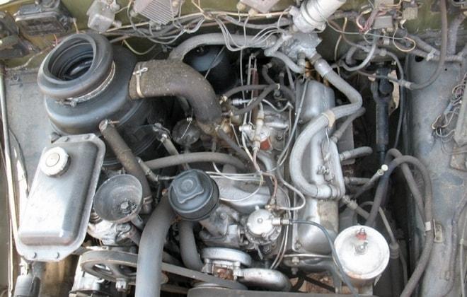 Двигатель ЗИЛа