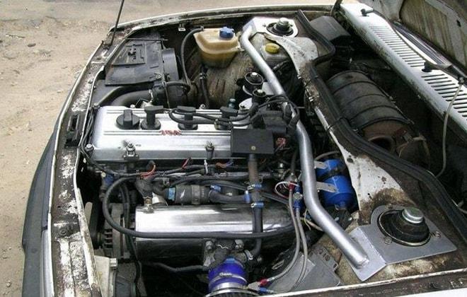Двигатель ЗМЗ