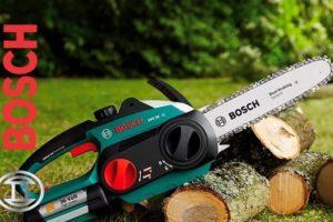 ТОП-3 популярные модели немецких бензопил компании Бош (Bosch)