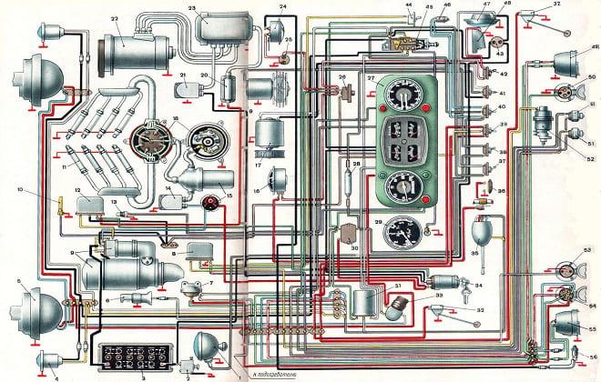 Электрооборудование техники