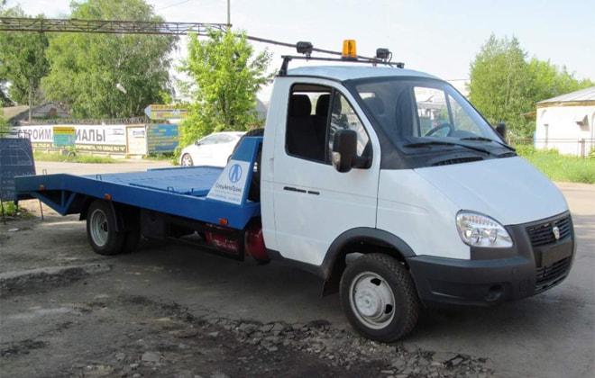 Эвакуатор ГАЗ-3302 Газель