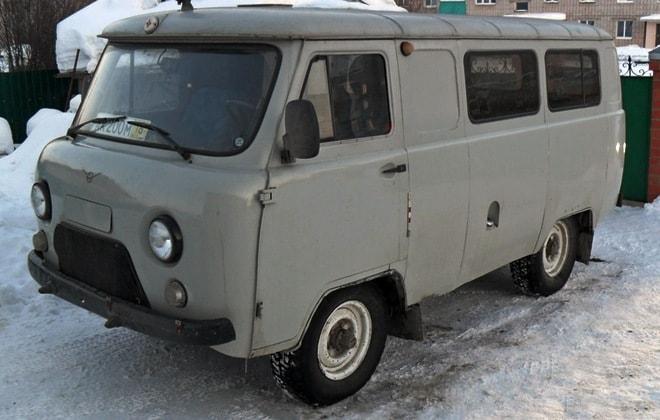 Фургон 396259