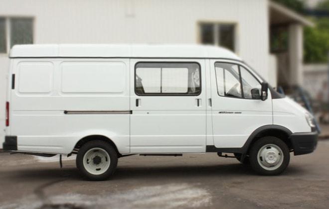 ГАЗ-2705 7-местная Газель комби
